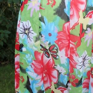 Christopher & Banks Skirts - Cute vibrant Christopher & Banks skirt